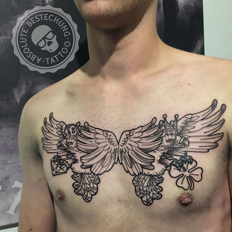 fortune_hunter_eagle_tattoo_black_and_grey